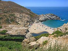 Reisefuhrer Griechenland Ikaria Flughafen Heilquellen Agios Kirikos